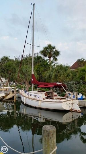 Used Island Packet 26 MK1 Cutter Sailboat For Sale