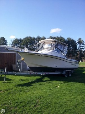 Used Grady-White 26 Walkaround Fishing Boat For Sale