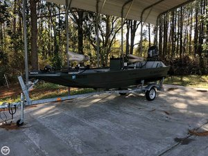 Used Alumacraft 1650 Cc Aluminum Fishing Boat For Sale