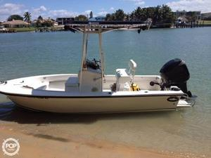 Used Dusky Marine 17 Center Console Fishing Boat For Sale