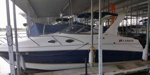Used Larson Cabrio 260 Express Cruiser Boat For Sale
