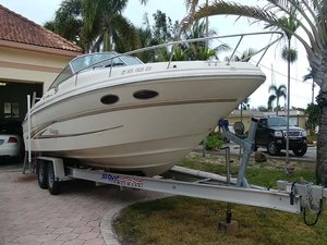 Used Sea Ray 280 Sun Sport Cuddy Cabin Boat For Sale