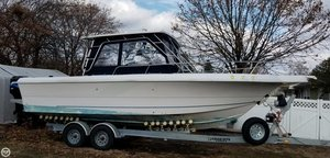 Used Pro-Line Sportsman 2700 Center Console Fishing Boat For Sale