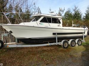 Used Skagit Orca 27 XLT Pilothouse Boat For Sale