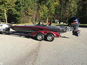 Used Ranger Boats Z520 Comanche Bass Boat For Sale