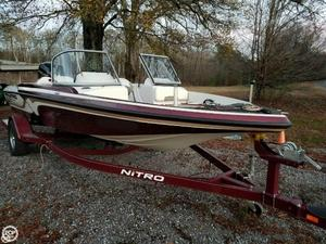Used Nitro Z-7 Sport Bass Boat For Sale