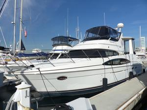 Used Carver 444 Cockpit Motor Yacht Motor Yacht For Sale