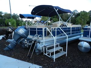 New Sweetwater 2186 C2186 C Pontoon Boat For Sale