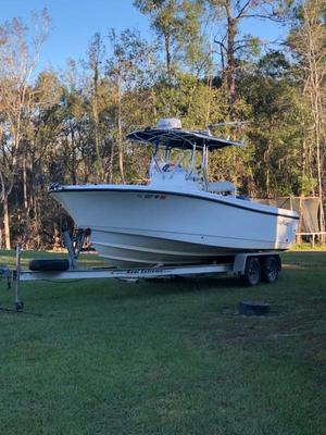 Used Edgewater 228cc Center Console Fishing Boat For Sale