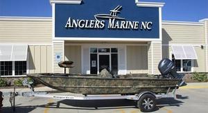New Ranger 1760MPV Aluminum Fishing Boat For Sale
