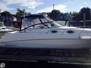 Used Monterey 262 Cruiser Express Cruiser Boat For Sale