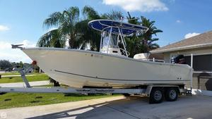 Used Sea Chaser HFC 24 Center Console Fishing Boat For Sale