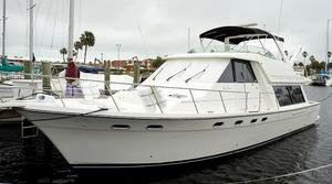 Used Bayliner 4788 Pilothouse Boat For Sale