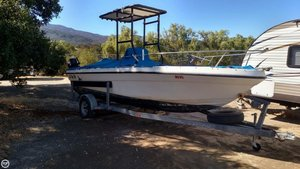 Used Invader Reef Runner V191 Center Console Fishing Boat For Sale