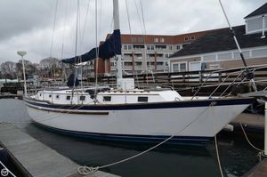 Used Endeavor E40 Sloop Sailboat For Sale