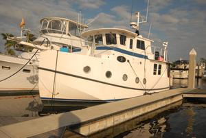 Used Mirage Great Harbour 37 Trawler Boat For Sale