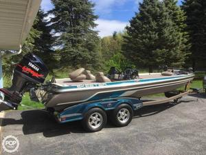 Used Skeeter 21i Bass Boat For Sale