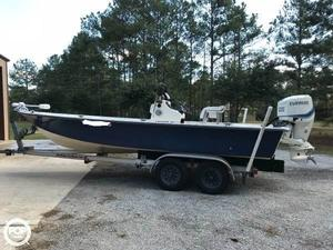 Used Kenner 21 Center Console Fishing Boat For Sale