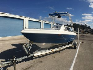 Used Glasstream 221cc Center Console Fishing Boat For Sale