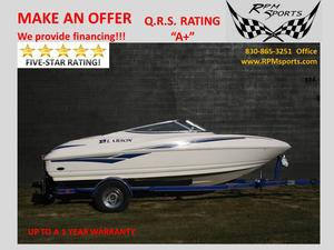 Used Larson Senza 186 BR Bowrider Boat For Sale
