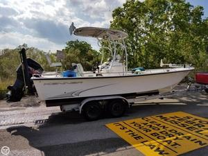 Used Kenner 23V Center Console Fishing Boat For Sale