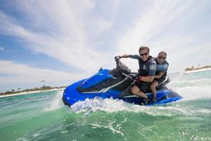 New Yamaha EX Deluxe Personal Watercraft For Sale