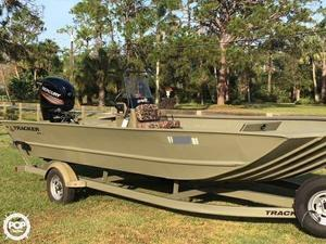 Used Tracker Grizzly 2072CC Aluminum Fishing Boat For Sale