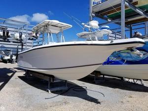 Used Angler 2700 Center Console Fishing Boat For Sale