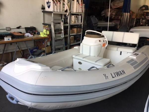 Used Nautica 15 DLX Tender Boat For Sale
