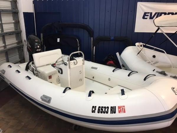 Used Mercury 430 Tender Boat For Sale