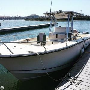 Used Kencraft Challenger 235 TE Center Console Fishing Boat For Sale