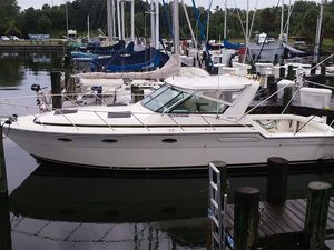 Used Tiara 3600 Open Sports Fishing Boat For Sale
