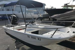 Used Boston Whaler 11 Sport Sports Fishing Boat For Sale