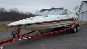 Used Caravelle Interceptor Bowrider Boat For Sale