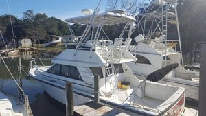 Used Phoenix 34 SFX Sports Fishing Boat For Sale