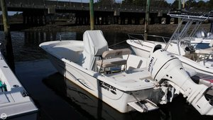Used Carolina Skiff 218 DLV Skiff Fishing Boat For Sale
