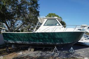 Used Spencer 28 Pilothouse Boat For Sale