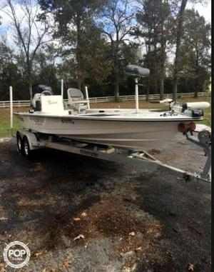 Used Blazer Bay 675 Ultimate Bay Flats Fishing Boat For Sale