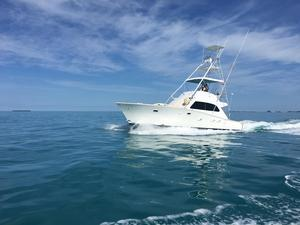 Used Post 42 Saltwater Fishing Boat For Sale