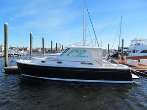 Used Back Cove 29 Hardtop Downeast Fishing Boat For Sale