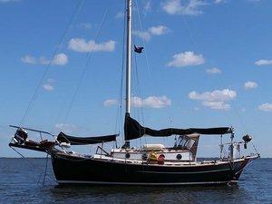 Used Aquarius Pilot Cutter Sailboat For Sale