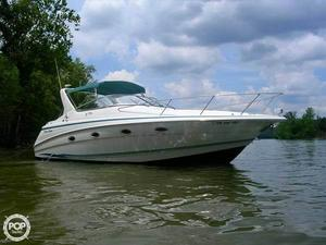 Used Chris-Craft 32 Crowne Express Cruiser Boat For Sale