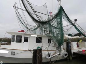 Used Terrebonne 47 Commercial Boat For Sale