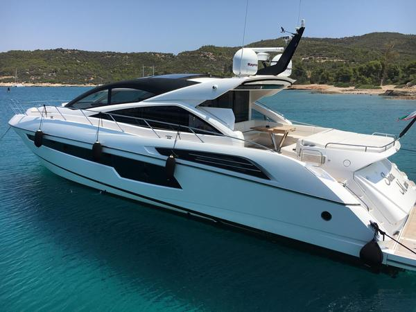 Used Sunseeker Predator Sports Cruiser Boat For Sale