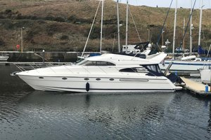 Used Fairline Squadron 55 Motor Yacht For Sale