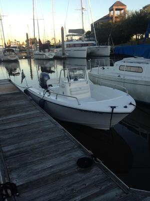 Used Edgewater 170cc Center Console Fishing Boat For Sale