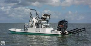 Used Shallow Sport 24 Classic Flats Fishing Boat For Sale