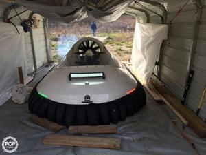 Used Neoteric Hovercraft Hovertrek 4 Passenger Cruiser Boat For Sale