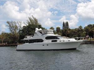 Used Ocean Alexander 64 Pilothouse SE Motor Yacht For Sale