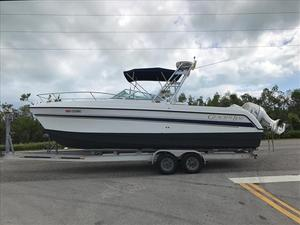 Used Glacier Bay Dual Console 2640 DC Power Catamaran Boat For Sale